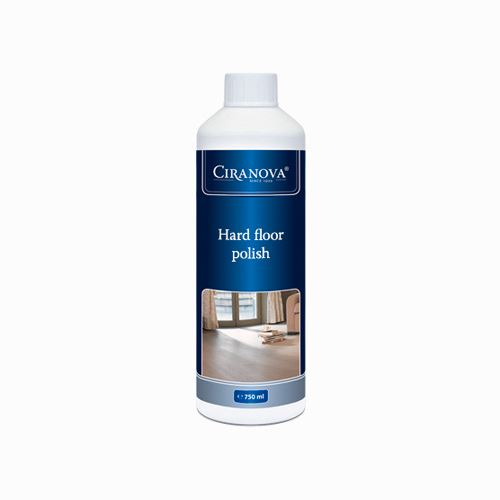 Hard floor polish 750 ml